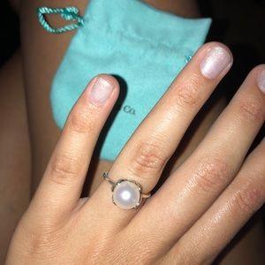 Tiffany Paloma Picasso Olive Leaf ring